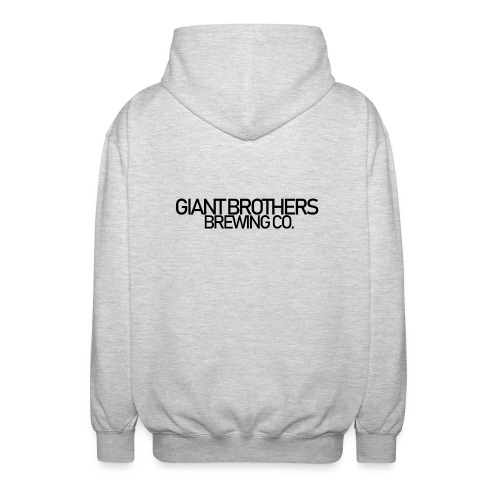 Giant Brothers Brewing co SVART - Luvjacka unisex
