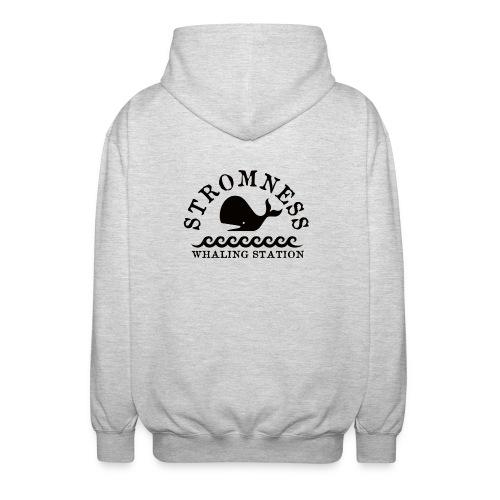 Sromness Whaling Station - Unisex Hooded Jacket