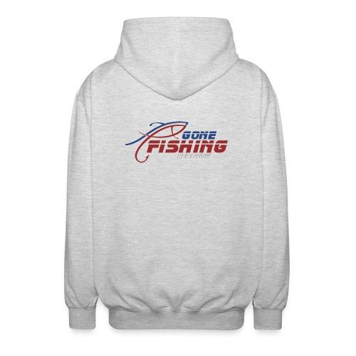 GONE-FISHING (2022) DEEPSEA/LAKE BOAT COLLECTION - Unisex Hooded Jacket