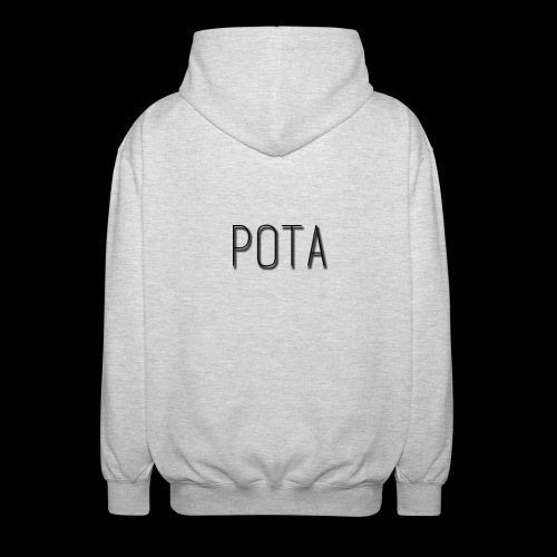 pota2 - Felpa unisex con cappuccio