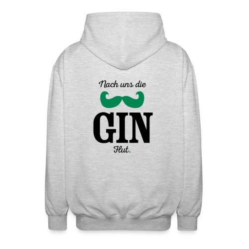 Nach uns die Gin-Flut - Unisex Kapuzenjacke