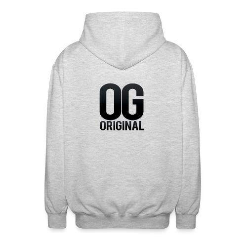 OG as original - Unisex Hooded Jacket
