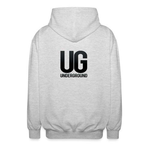 UG underground - Unisex Hooded Jacket