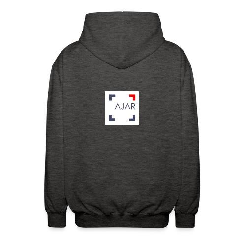 AJAR Logo - Veste à capuche unisexe
