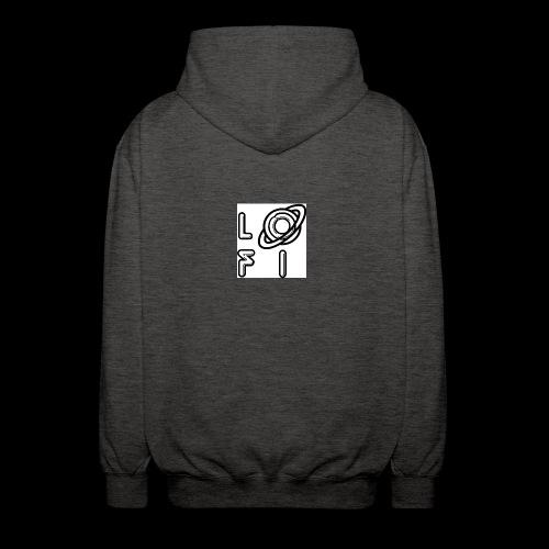PLANET LOFI - Unisex Hooded Jacket