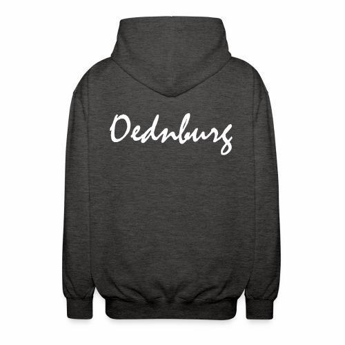 Oednburg Wit - Uniseks hoodie