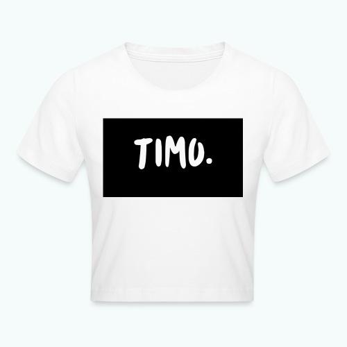 Ontwerp - Crop T-Shirt