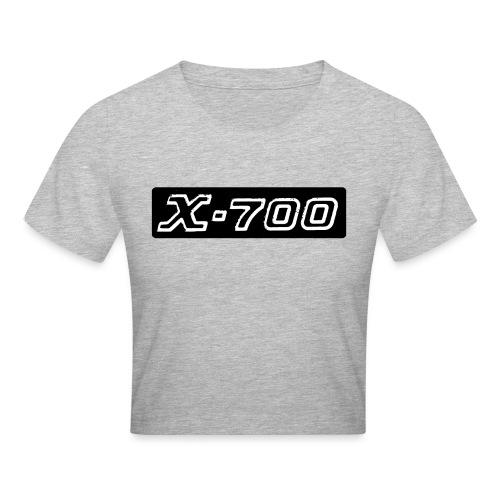 Minolta X-700 - Maglietta crop