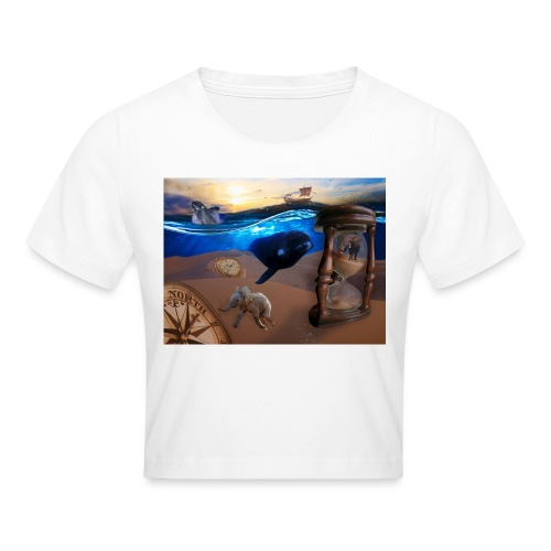 Wodne Przemyślenia - Krótka koszulka