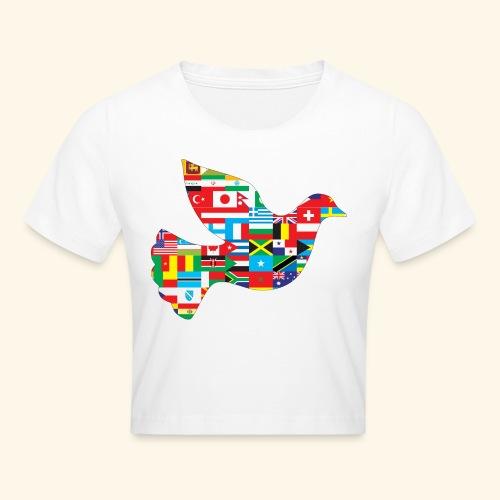 countrys t-shirt - Camiseta crop