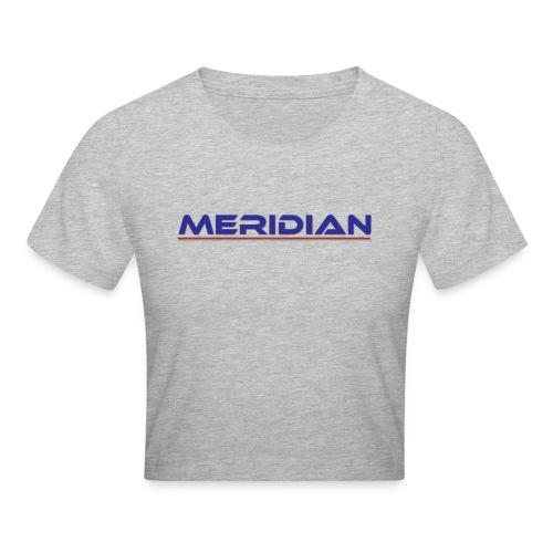Meridian - Maglietta crop