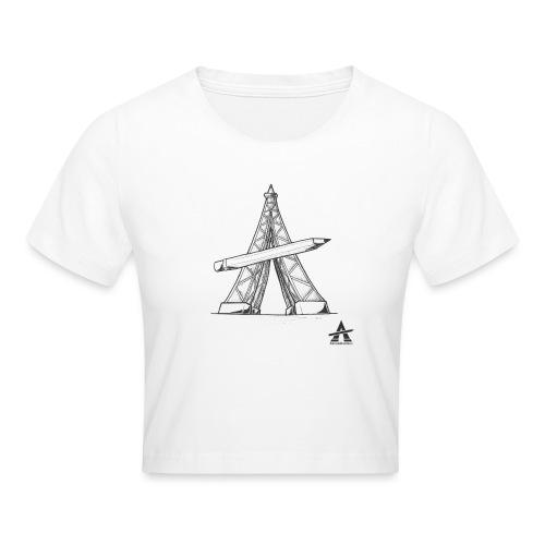 Tour Eiffel Crayon - Crop top