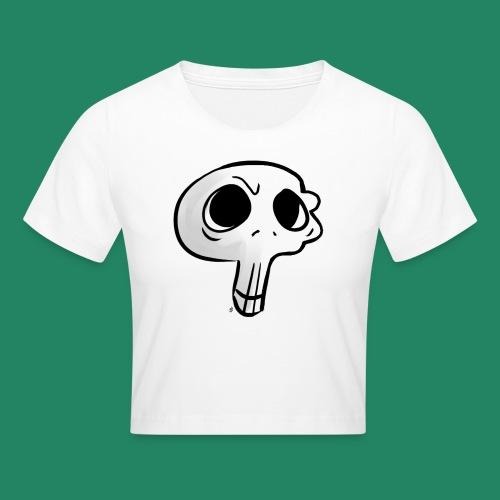 Skull - Crop top