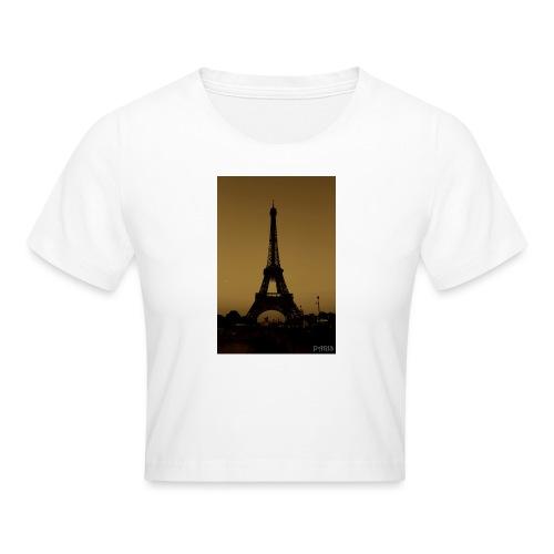 Paris - Crop T-Shirt