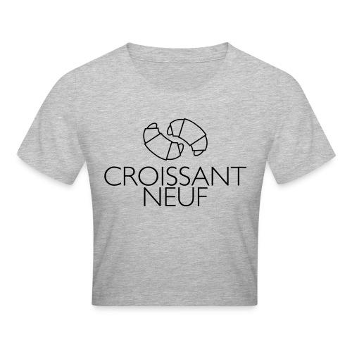 Croissaint Neuf - Crop T-Shirt
