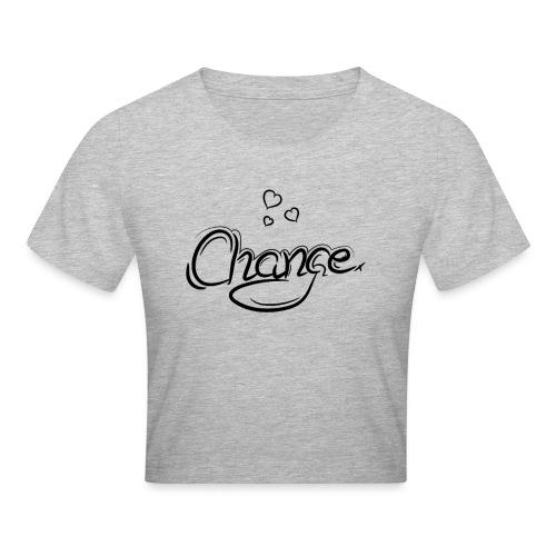 Änderung der Merch - Crop T-Shirt