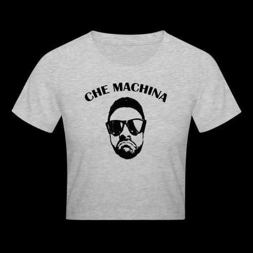 CHE MACHINA - Maglietta crop