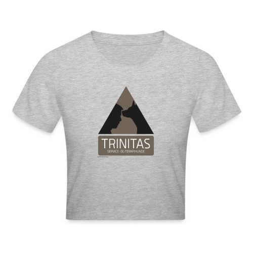 Trinitas Shirts - Crop T-Shirt