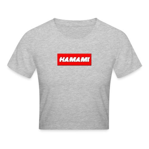 HAMAMI - Maglietta crop