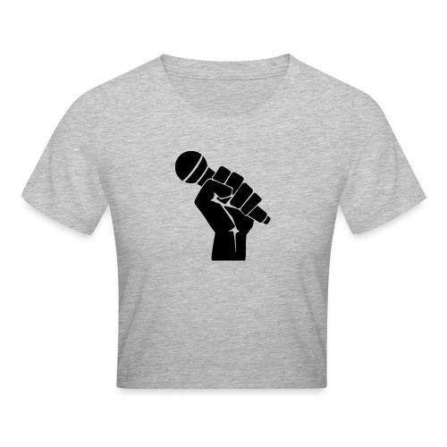 RAP, RAPERO - Camiseta crop
