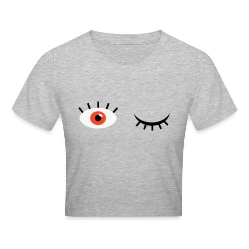 Eye see you - Crop T-Shirt
