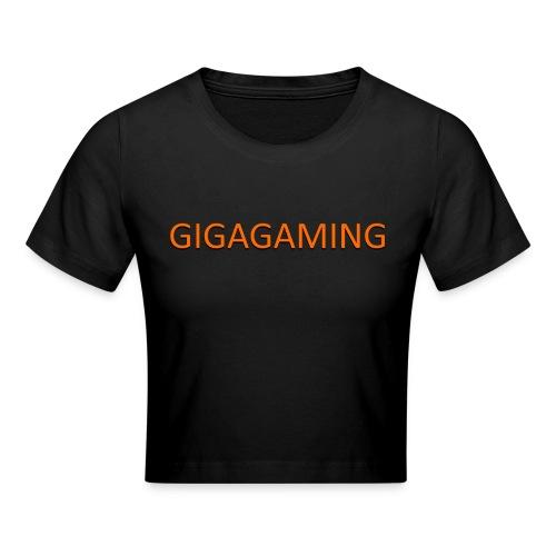 GIGAGAMING - Crop T-Shirt
