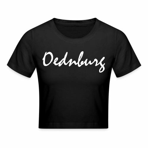 Oednburg Wit - Crop T-Shirt