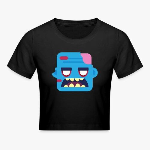 Mini Monsters - Zombob - Crop T-Shirt