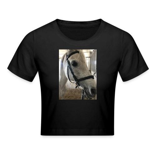 9AF36D46 95C1 4E6C 8DAC 5943A5A0879D - Cropped T-skjorte