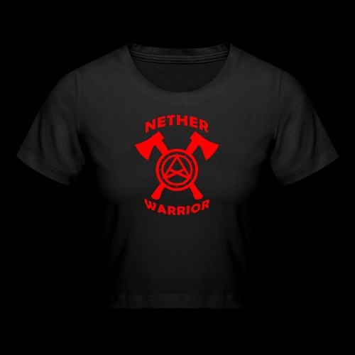 Nether Warrior T-shirt - Maglietta crop