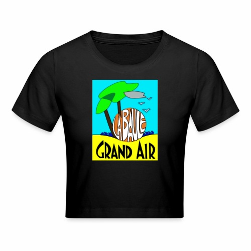Grand-Air - Crop top