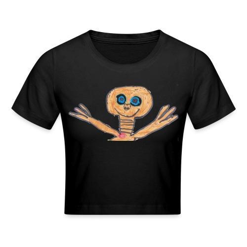E.T. von Raban - Crop T-Shirt