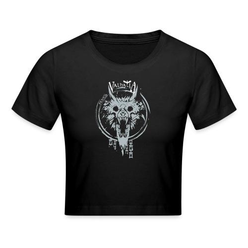 Valhalla Fenrir - Crop T-Shirt