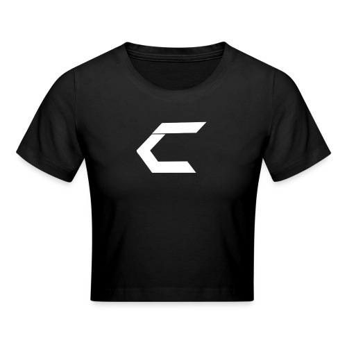 TCM LOGO - Crop T-Shirt