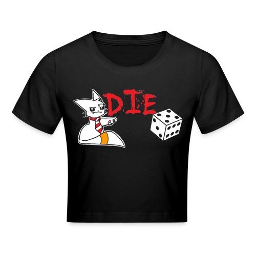 DIE - Crop T-Shirt