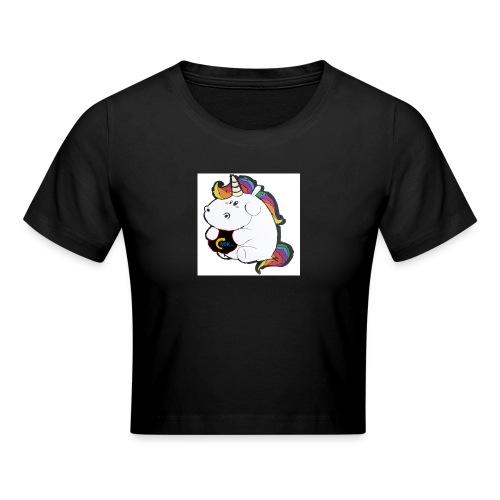 MIK Einhorn - Crop T-Shirt