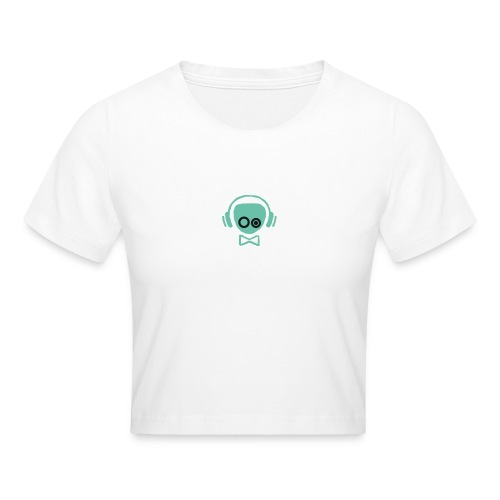 Gamer Design - Crop T-Shirt