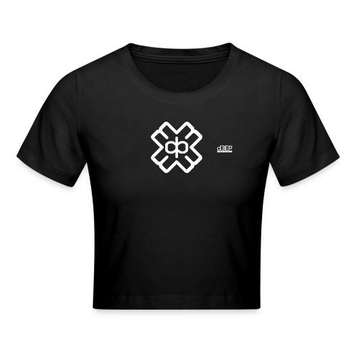 July D3EP Blue Tee - Crop T-Shirt