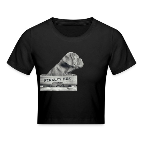 Penalty Box - Crop T-Shirt