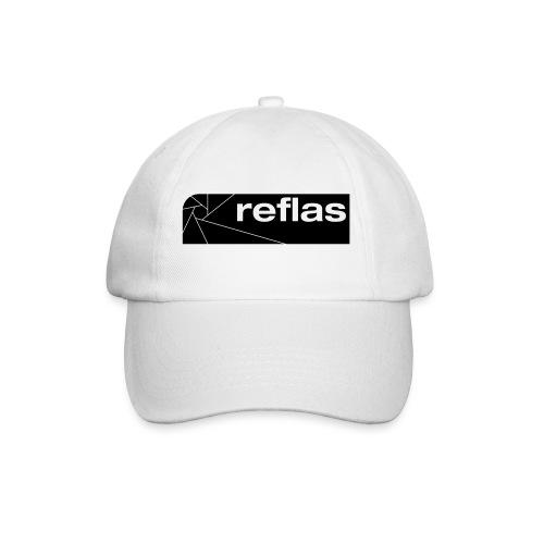 Reflas Clothing Black/Gray - Cappello con visiera