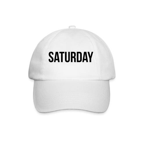 Saturday - Baseball Cap
