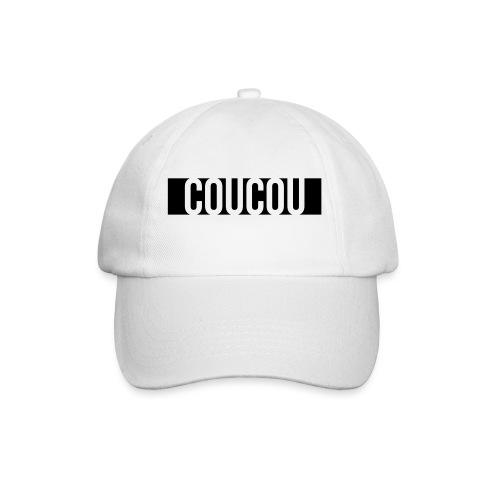 Coucou [1] Black - Casquette classique