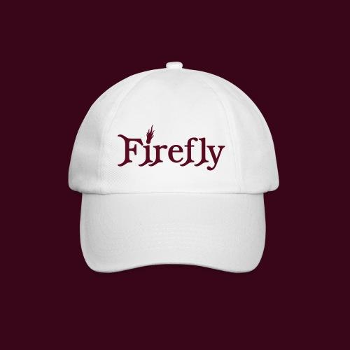 Firefly Schriftzug - Baseballkappe