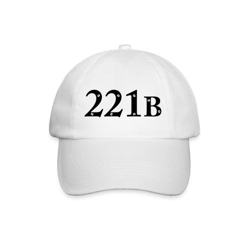 Sherlock Holmes - 221B - Baseballkappe