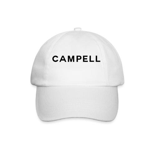 campell schriftzug2 - Baseballkappe