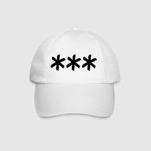 Star Brush Horizontal (W) - Baseball Cap