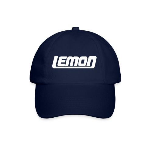 lemon logo - Baseball Cap
