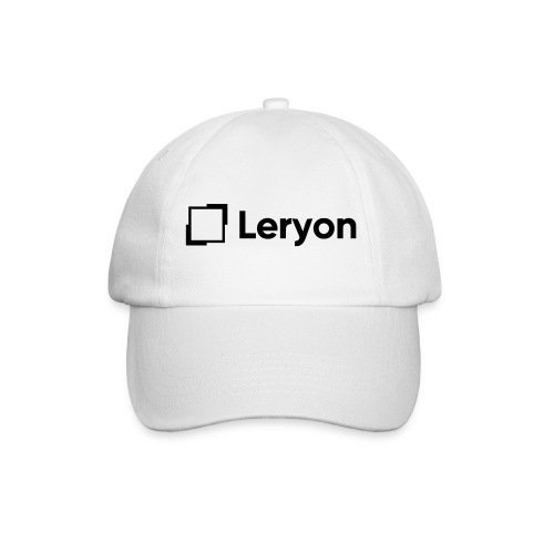 Leryon Text Brand - Baseball Cap