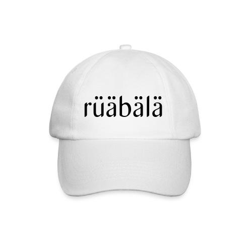 rüäbäla - Baseballkappe