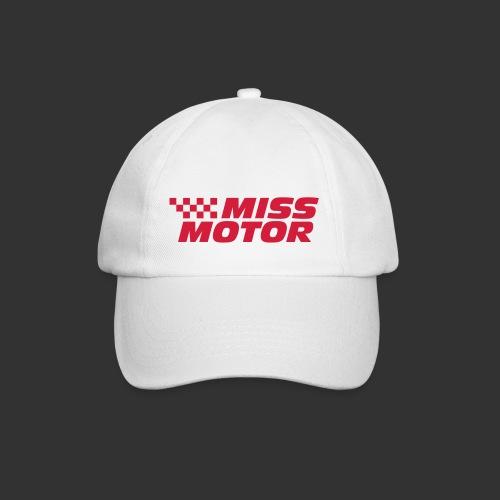 Miss Motor - Basebollkeps